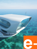 Cover for magazine Marine Research Center Bali